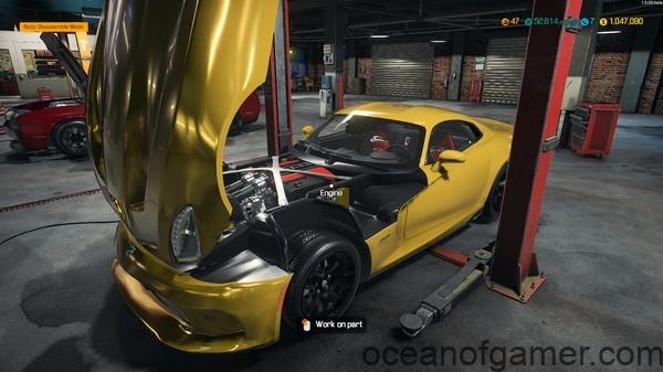 Car Mechanic Simulator 2018 Dodge Modern