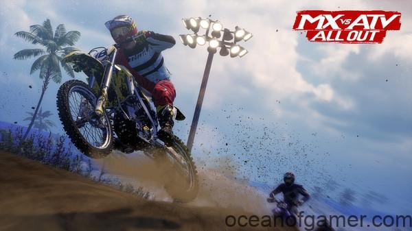 MX vs ATV Slash Track Pack
