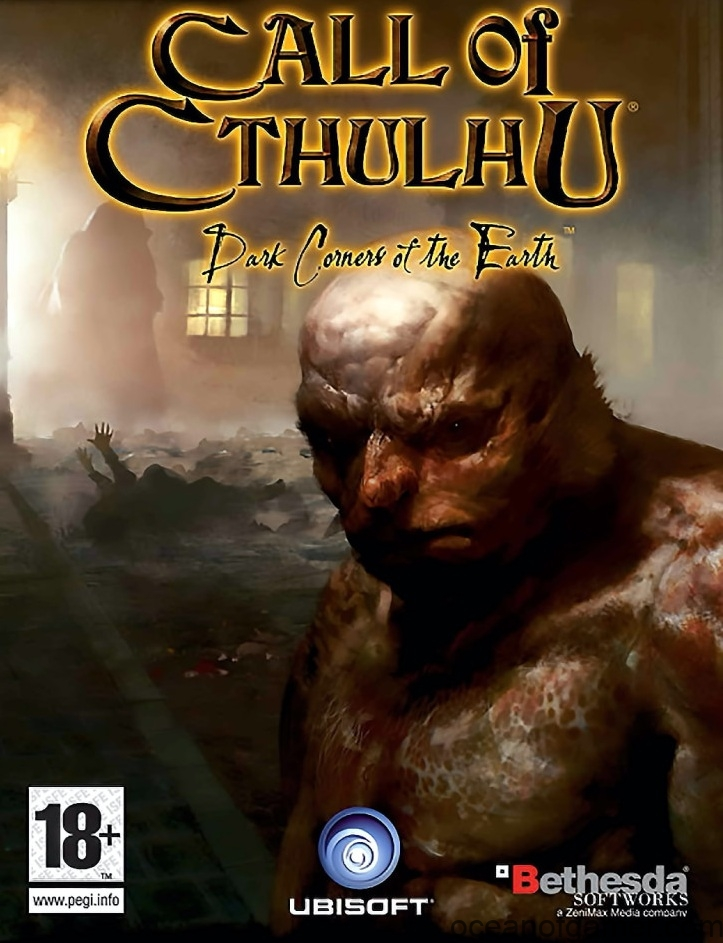 Call of Cthulhu Dark Corners of the Earth pc game