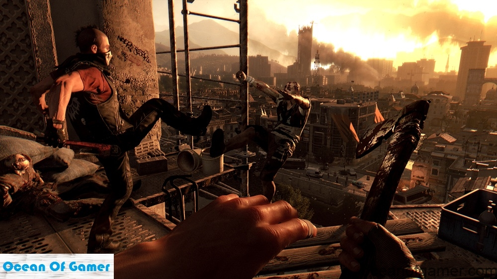 Dying Light The Bozak Horde PC Game