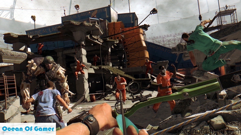 Dying Light The Bozak Horde Game review