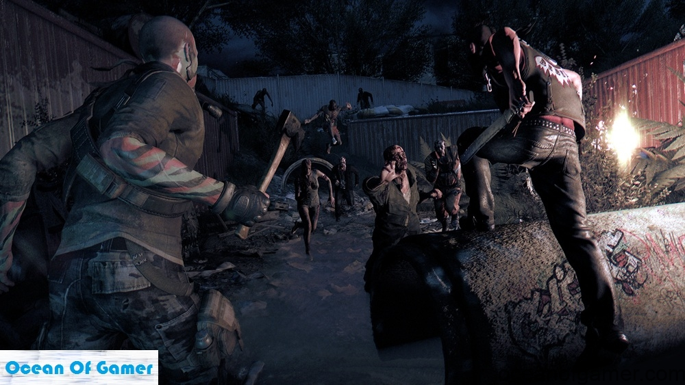 Dying Light The Bozak Horde Game download