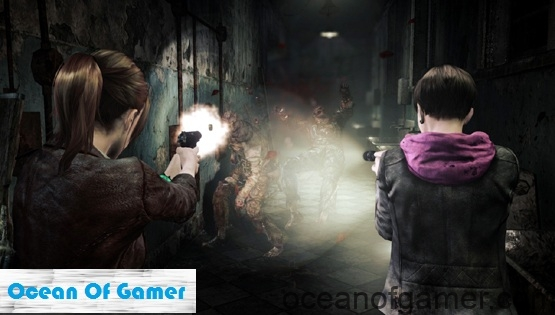Resident Evil Revelations 2 pc game review