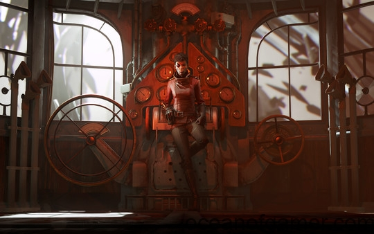 Dishonored Death of the Outsider v1.145