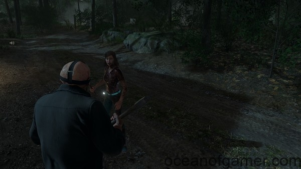 Friday the 13th The Game Multiplayer With All DLC