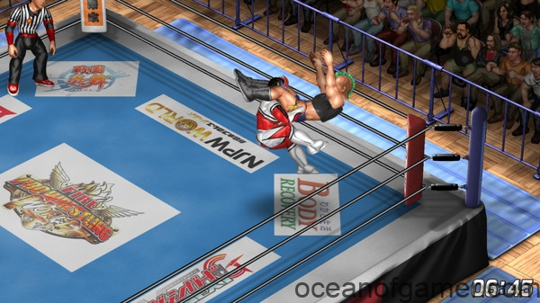 Fire Pro WW NJPW Junior Heavyweight Championship