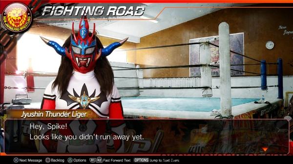 Fire Pro WW NJPW Junior Heavyweight Championship
