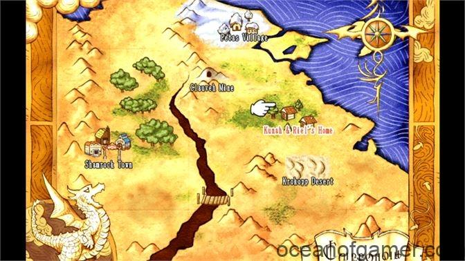 Frane Dragons Odyssey
