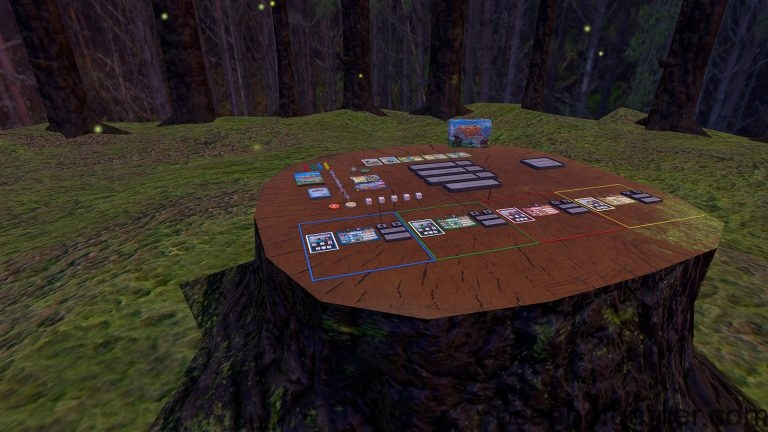 Tabletop Simulator Tiny Epic Quest