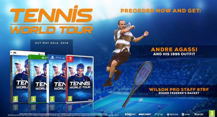 Tennis World Tour v1.13