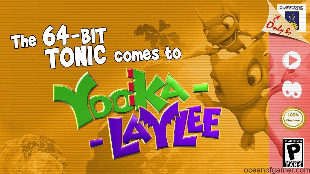 Yooka Laylee 64Bit Tonic