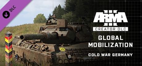 Arma 3 Global Mobilization Cold War Germany