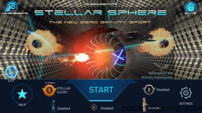 Stellar Sphere Stellar Ring