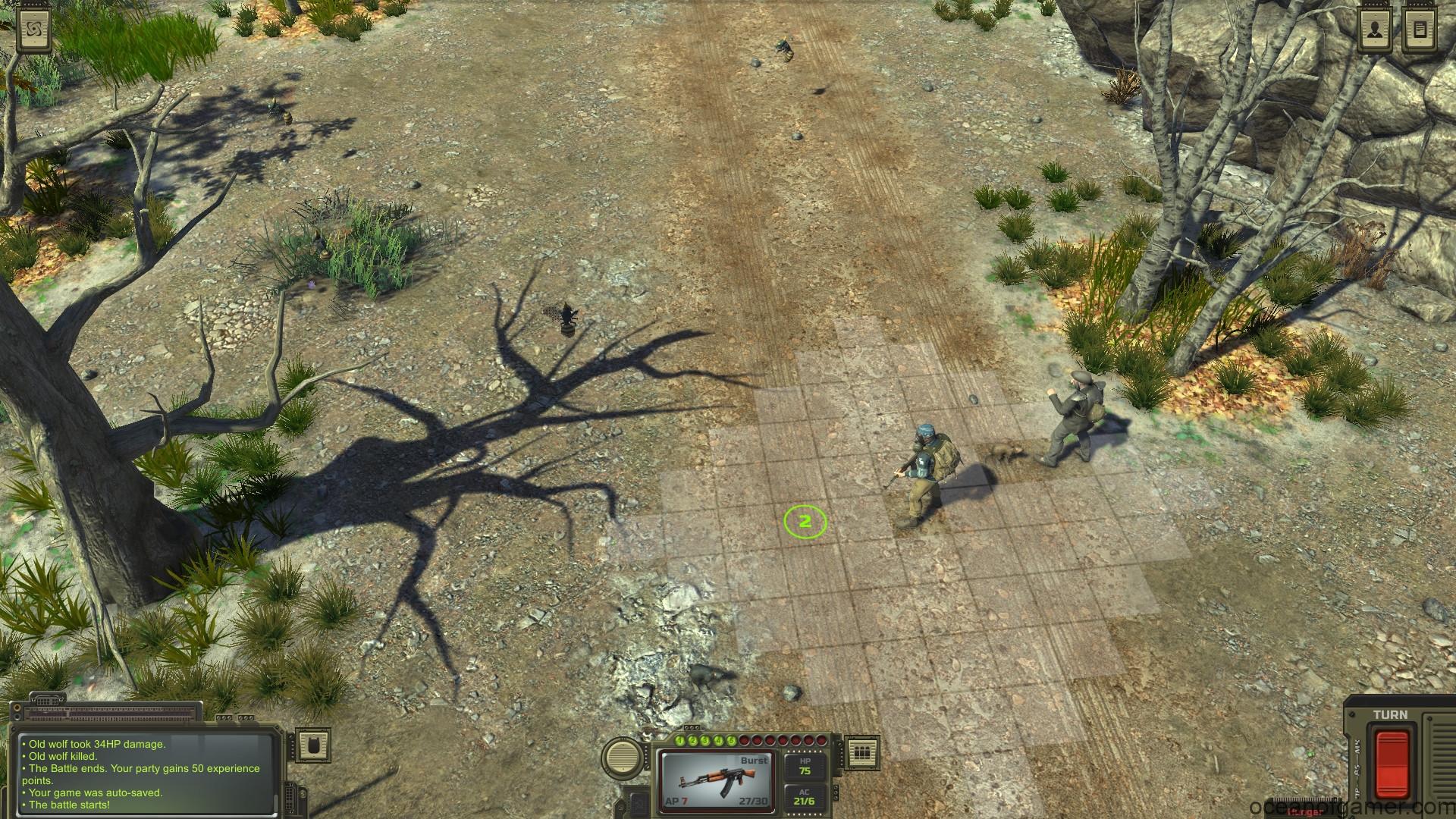 ATOM RPG Dead City