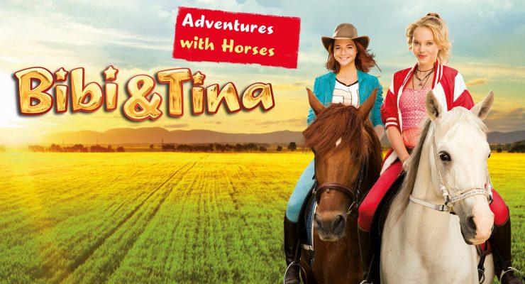 Bibi and Tina Adventures with Horses