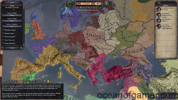 Crusader Kings II Iron Century
