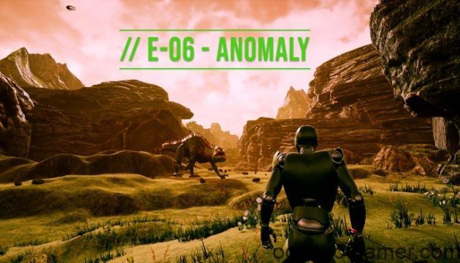 E06 Anomaly