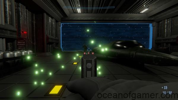 Space Mercenary Shooter Episode 1