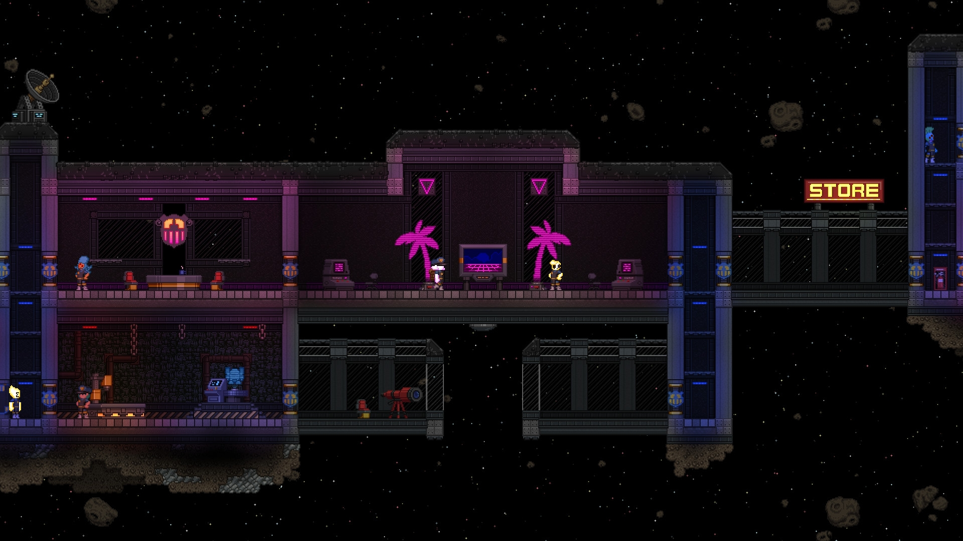 Starbound Bounty Hunter