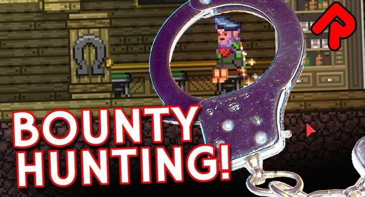 Starbound Bounty Hunter