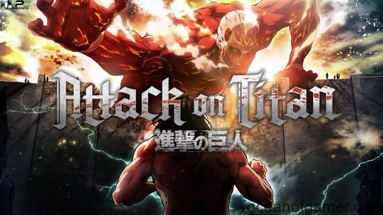 Attack on Titan 2 + 5 DLCs