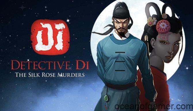 Detective Di The Silk Rose Murders