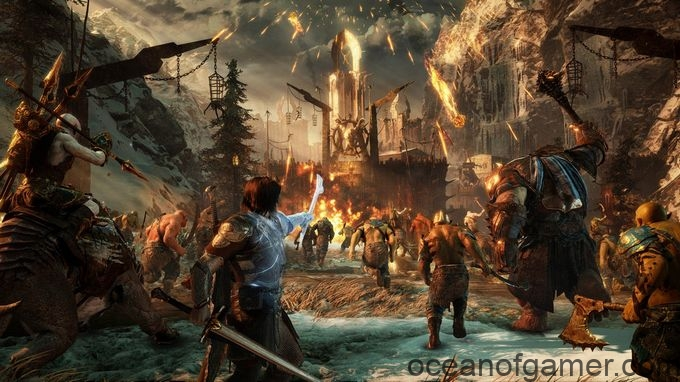 Middle Earth Shadow of War Repack