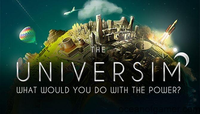 The Universim Flat World