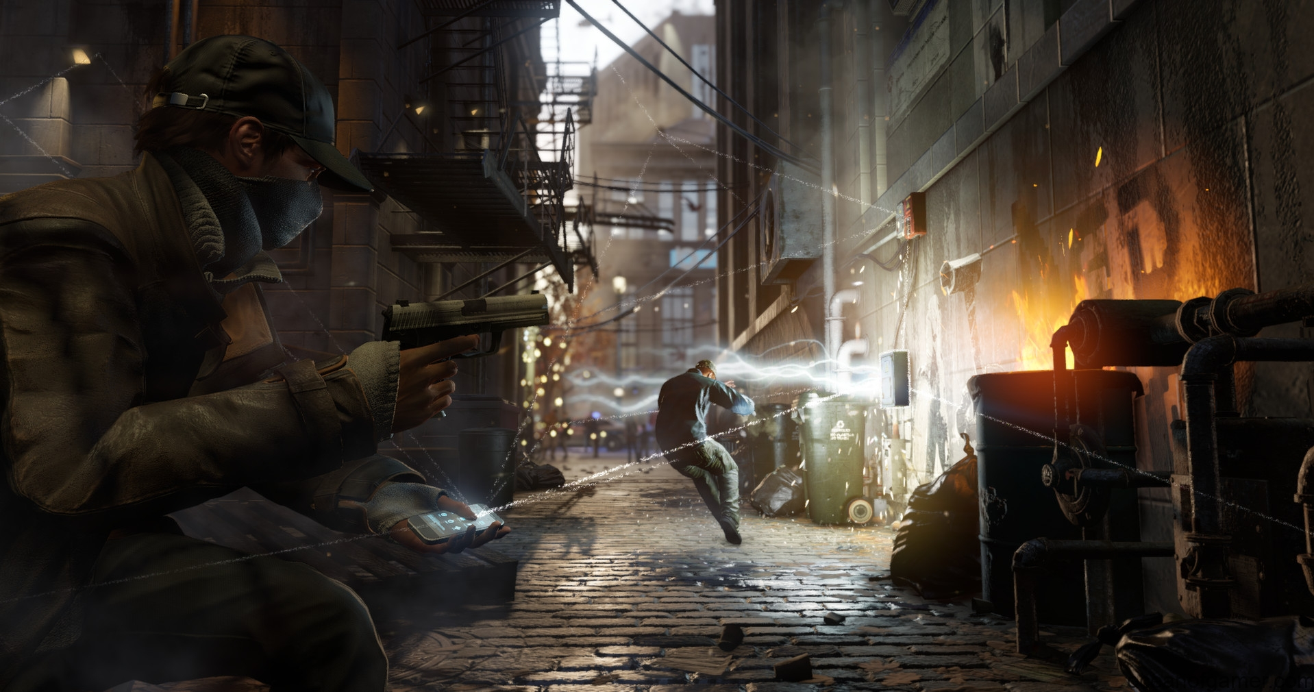 Watch Dogs Repack