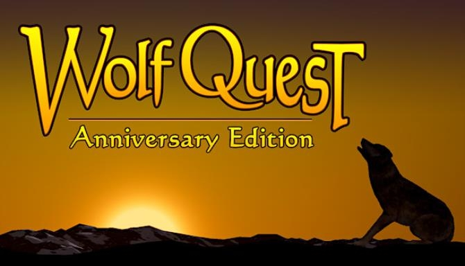 WolfQuest Anniversary Edition Early Access
