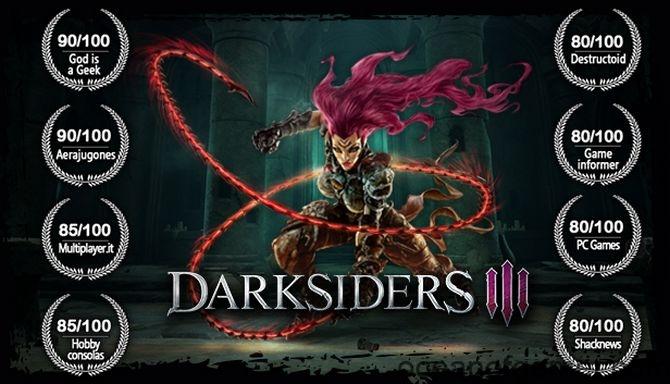 Darksiders III The Crucible