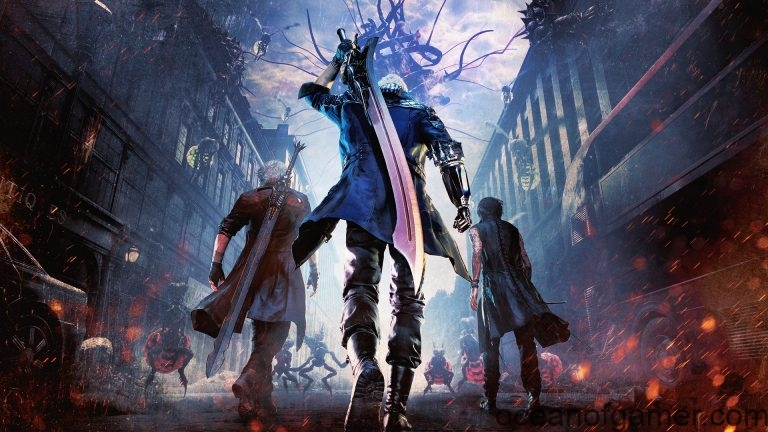 Devil May Cry 5 Deluxe Edition + 19 DLCs Repack