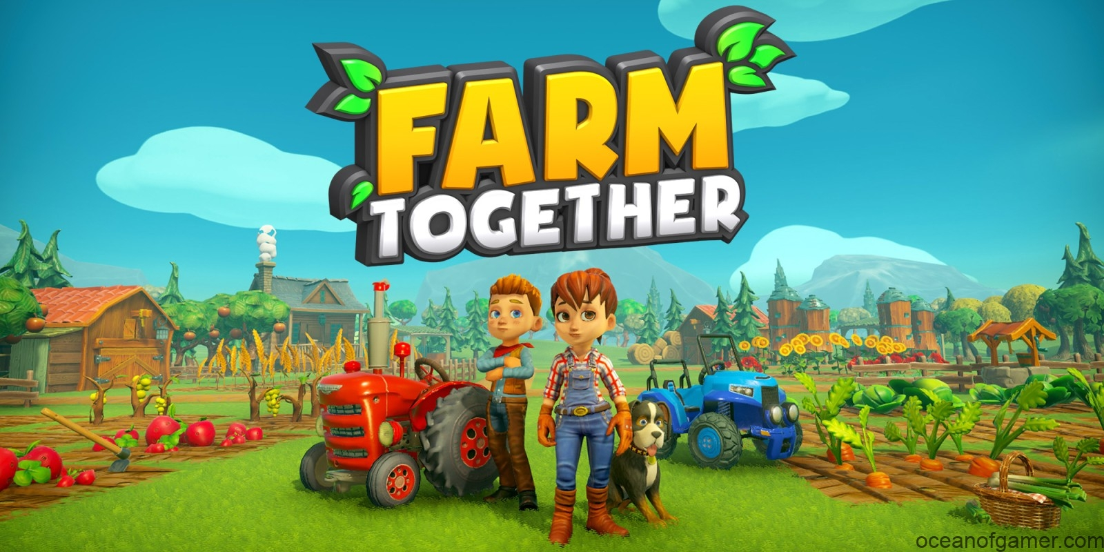 Farm Together Chickpea