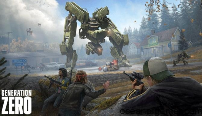 Generation Zero Challenges CODEX