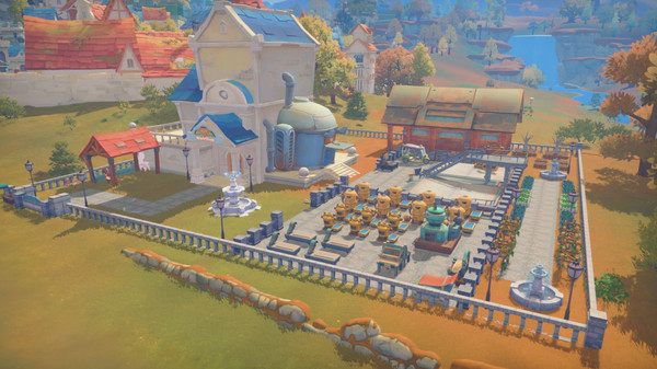 My Time At Portia v2.0