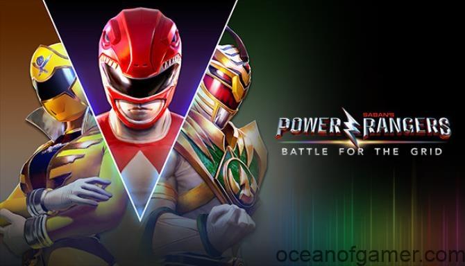 Power Rangers Battle for the Grid HOODLUM