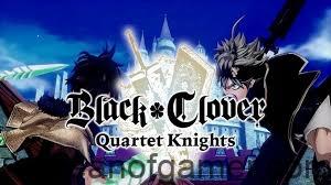 Black Clover Quartet Knights Incl Update 4