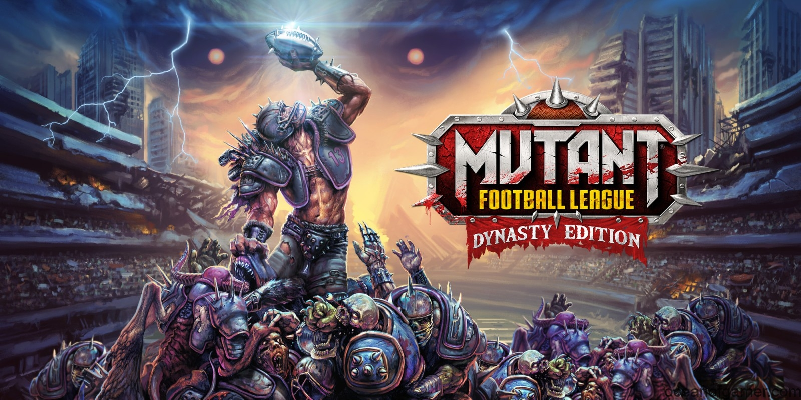 Mutant Football League Dynasty Edition LA Power Pack