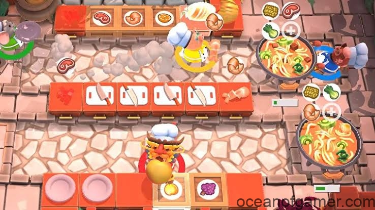 Overcooked 2 Chinese New Year