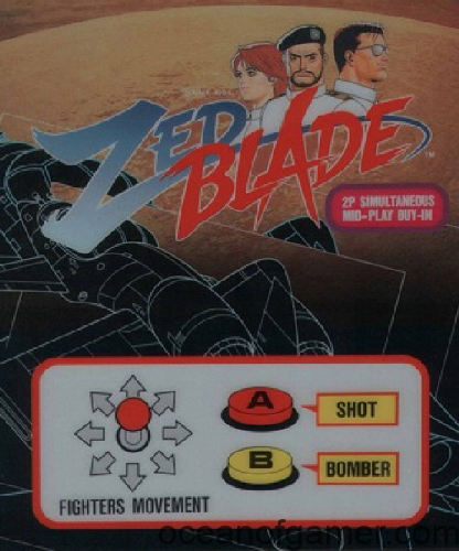 Zed Blade Game