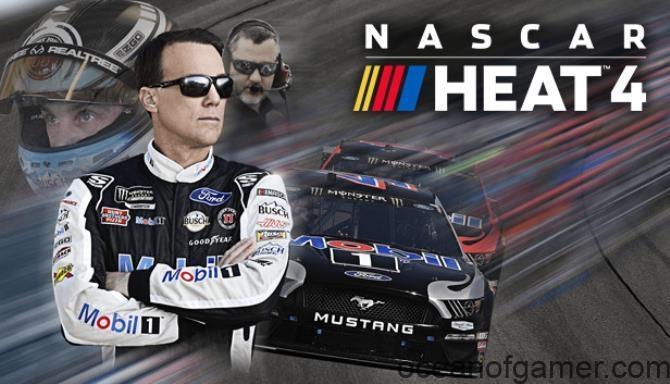NASCAR Heat 4 HOODLUM