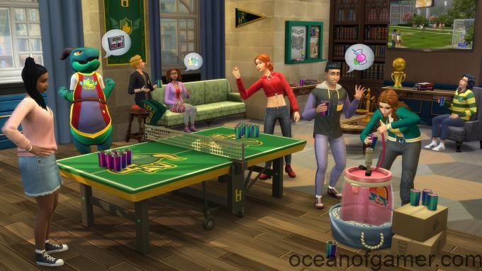 The Sims 4 Discover University CODEX