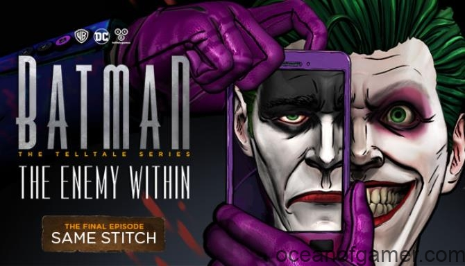 Batman The Enemy Within TT Series Shadows Edition CODEX