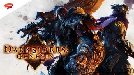 Darksiders Genesis HOODLUM
