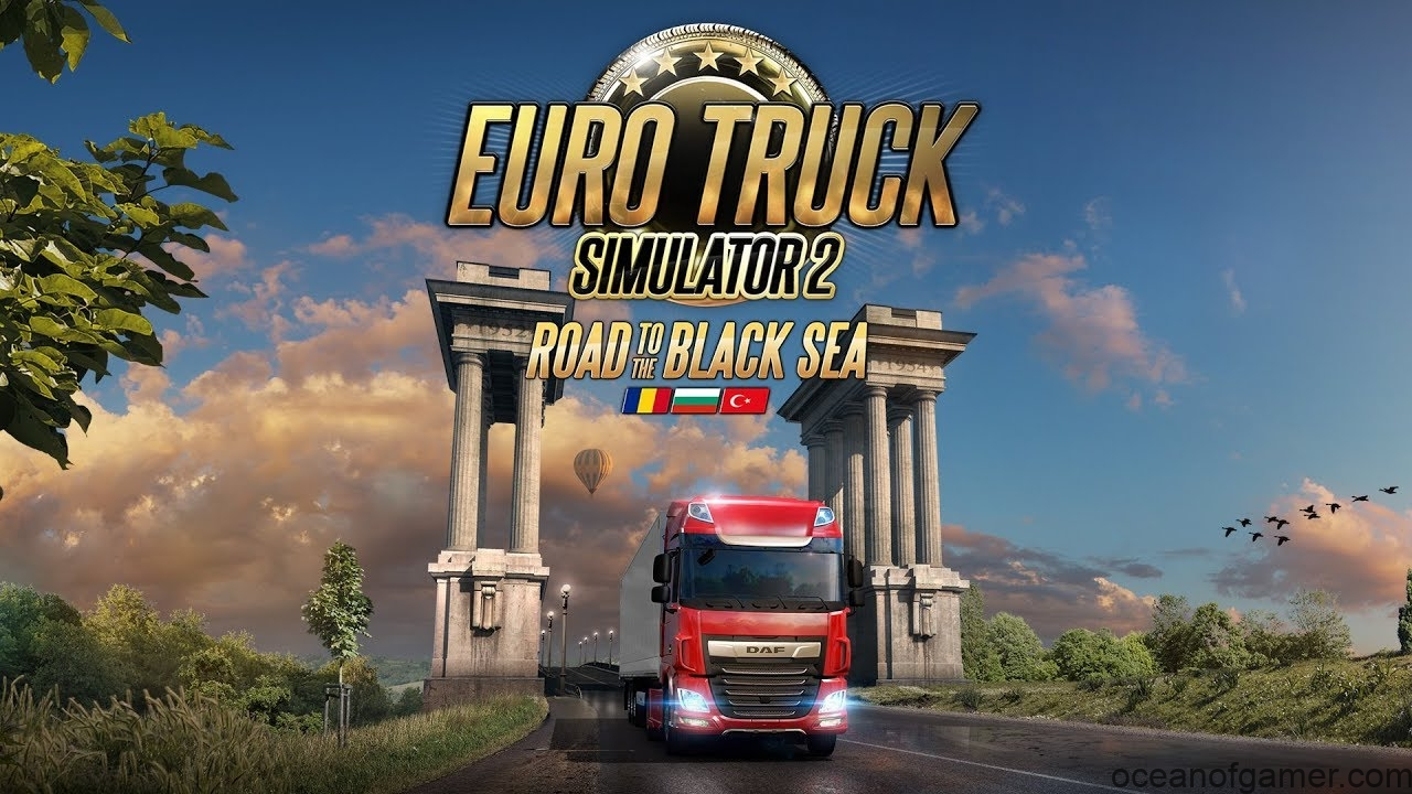 Euro Truck Simulator 2 Road to the Black Sea CODEX