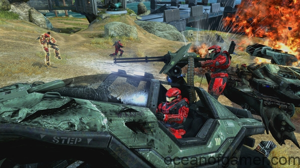 Halo The Master Chief Collection Halo Reach Repack