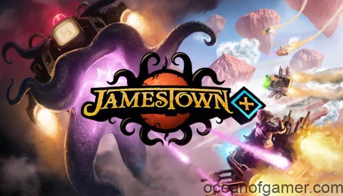 Jamestown Plus Deluxe Pack DARKSiDERS