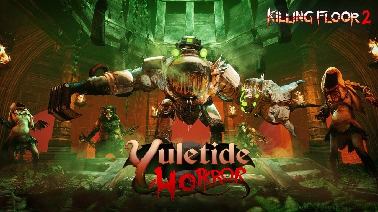 Killing Floor 2 Yuletide Horror CODEX