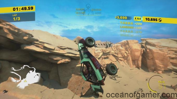 Offroad Racing Buggy X ATV X Moto CODEX