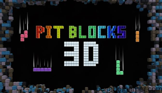 Pit Blocks 3D PLAZA